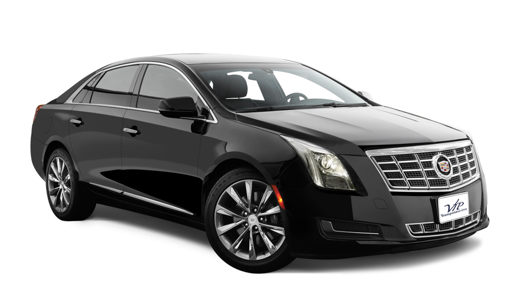 Cadillac XTS - Sedan - VIP Transportation Group