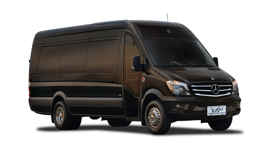 Mercedes Benz Sprinter Van Vip Transportation Group