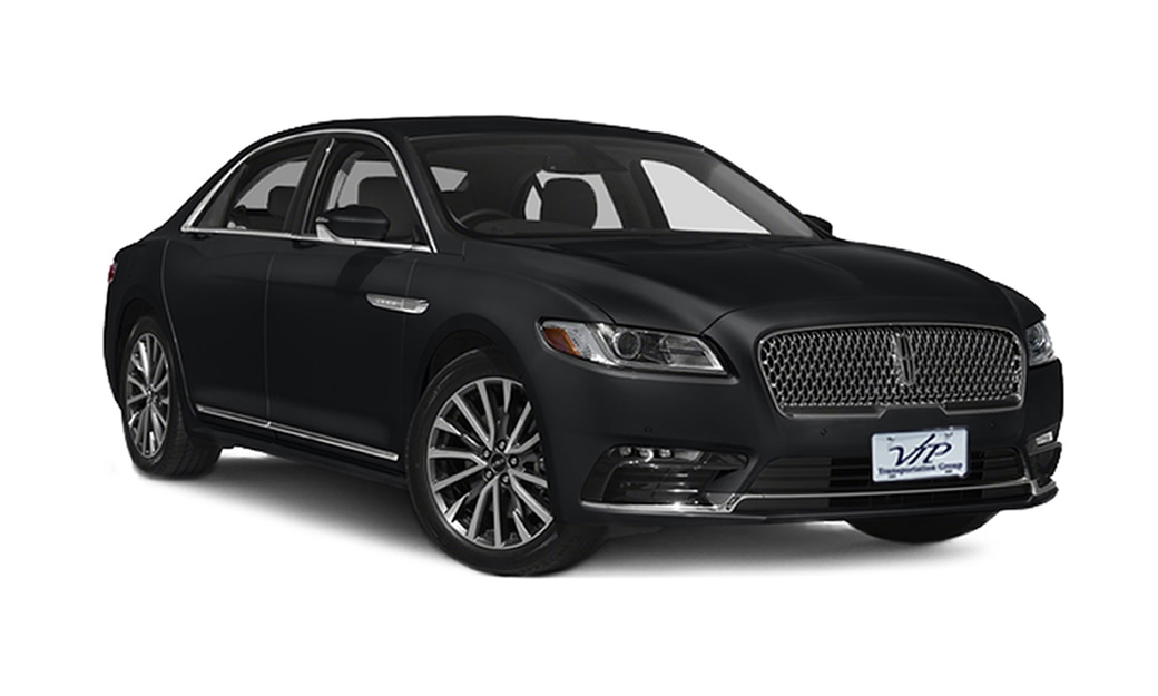 Lincoln Continental - VIP Transportation Group