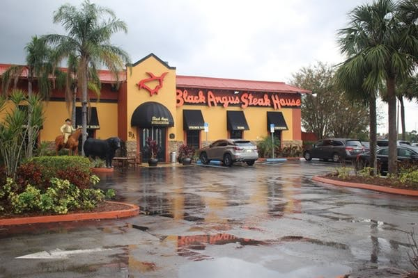 Black Angus Steakhouse - 4516 W Irlo Bronson Memorial Hwy - Kissimmee FL