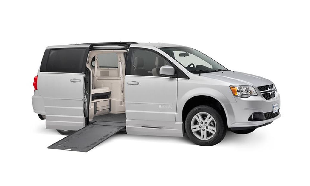 ADA Handicap Van - VIP Transportation